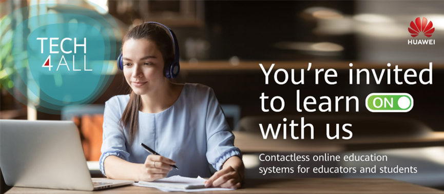 Huawei Online teaching