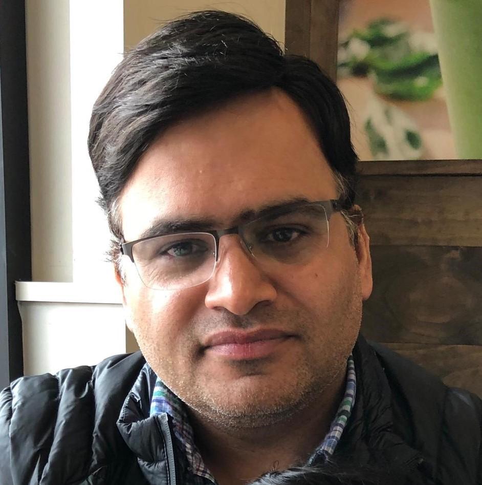 Dr Kamran Zafar