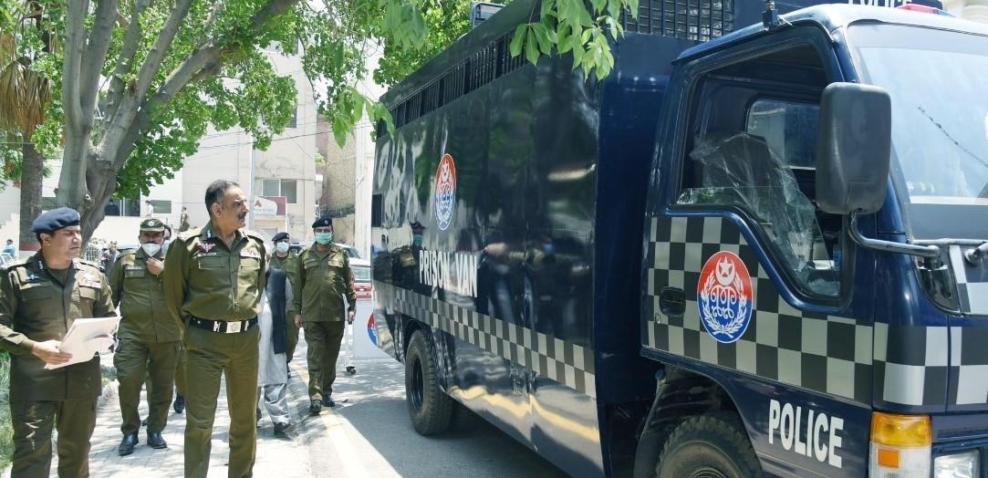IGP-Faisalabad police 2