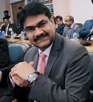 Shakir A Shahid