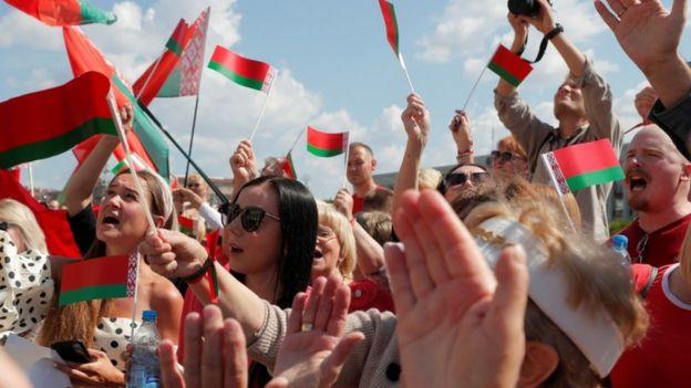 Belarus-protest