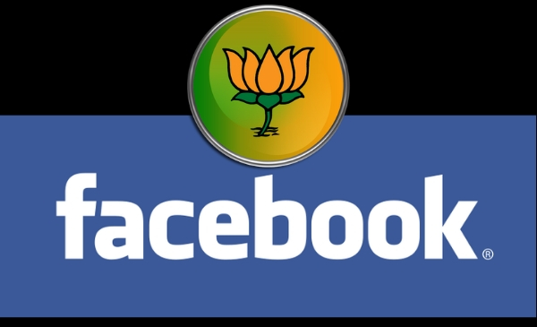 Facebook and BJP