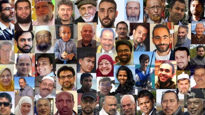 NZ shooting victims
