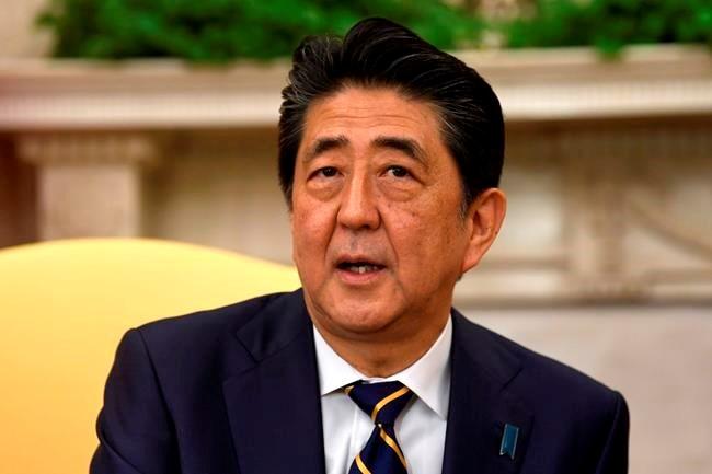 Shinzo Abe-Japan