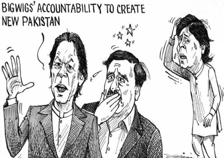 Accountability and PTI