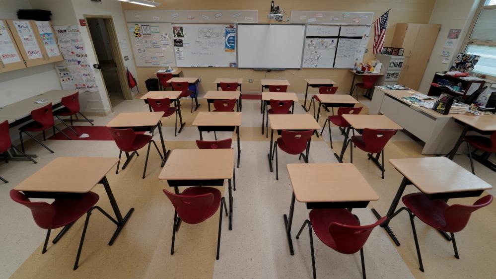School closure in US