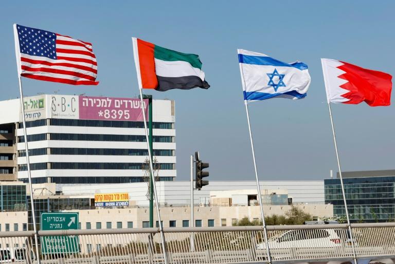 UAE, Bahrain, Israel, USA