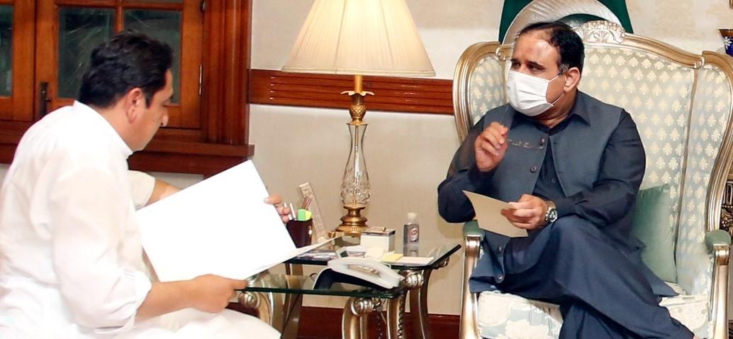 Faisal Khan Niazi-CM