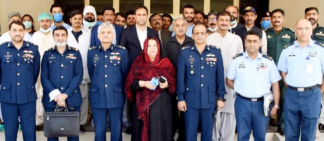 Health minister-Polio campaign