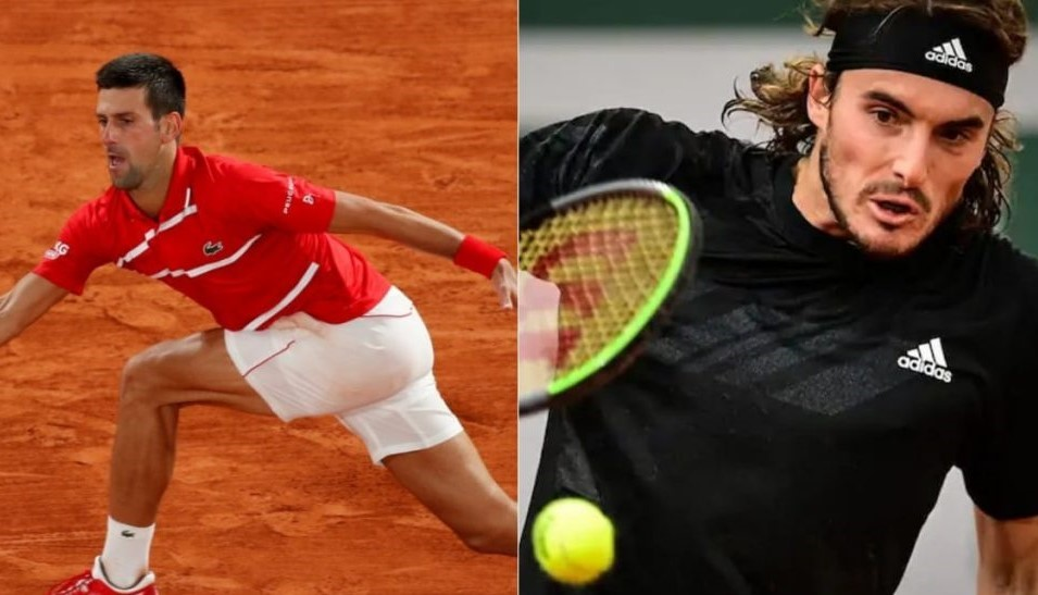 Novak Djokovic-Stefanos Tsitsipas