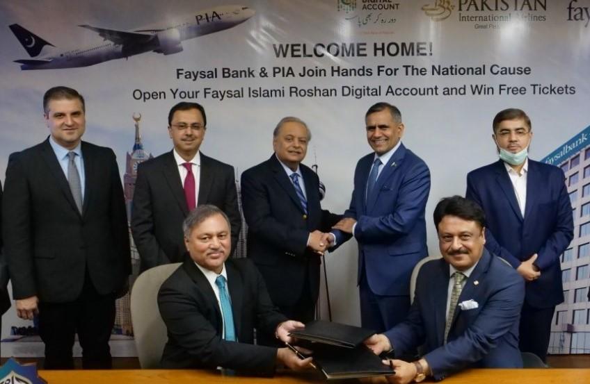PIA-Faysal Bank