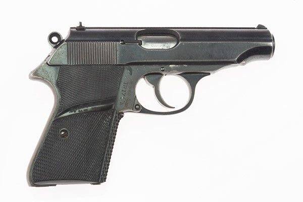 007 pistol