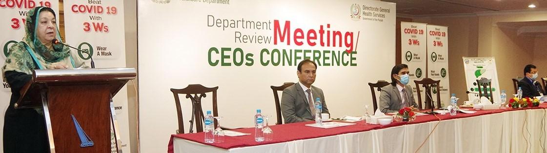 CEOs Health conference