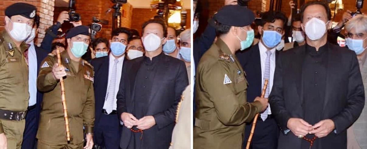 Faisalabad police-PM
