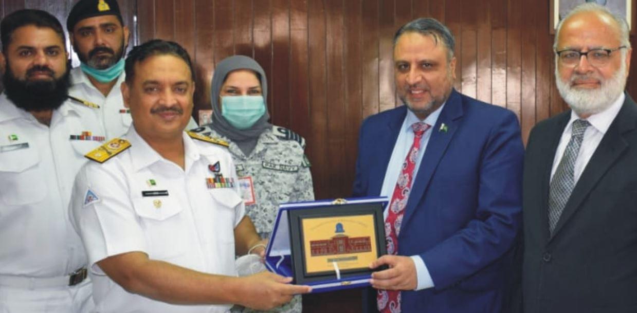 IUB-PNS Shifa hospital