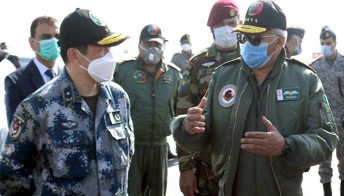 PAF-China air force