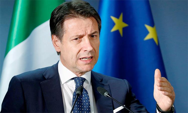 Giuseppe Conte-Italy