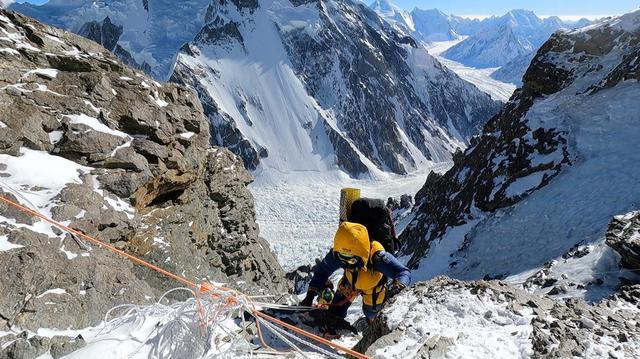 K2-Polish Climber