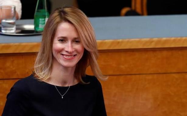 Kaja Kallas-Estonia PM