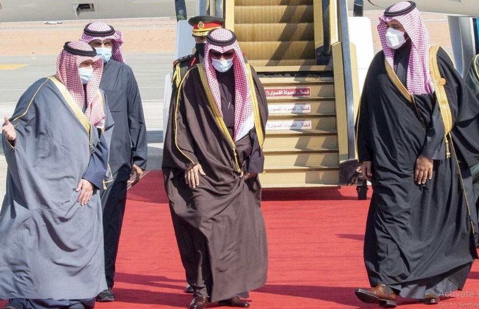 Saudi Arabia-Qatar