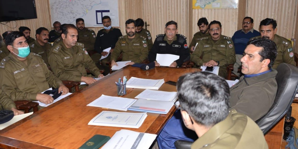 Faisalabad police