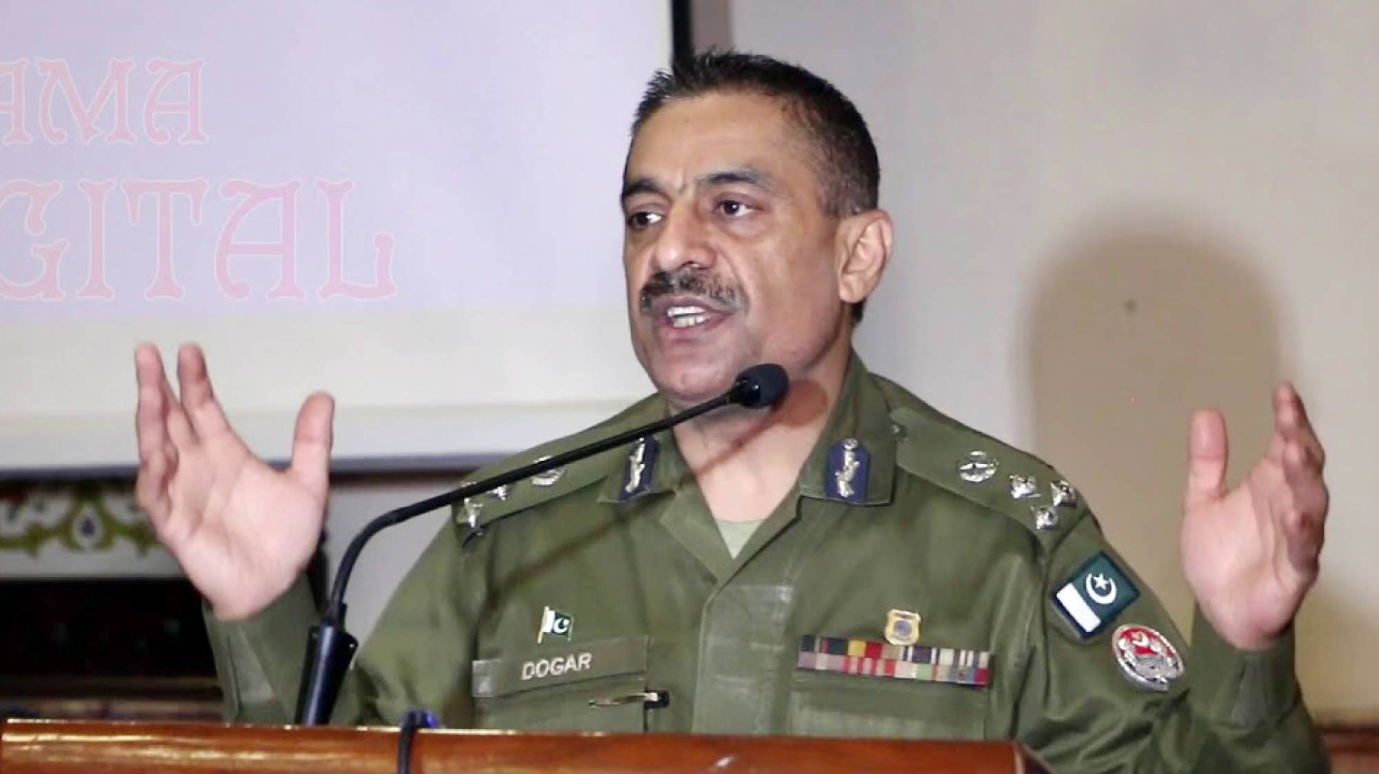 Ghulam Mahmod Dogar