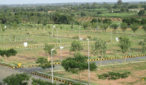 Housing-agri land