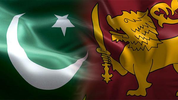 Pak-Sri Lanka