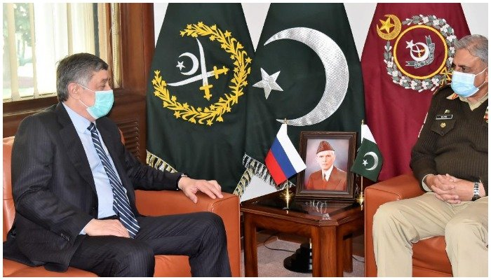 Russia-Pakistan
