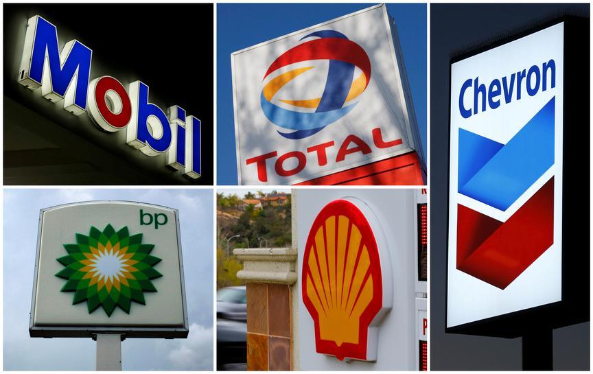 Europe's oil majors