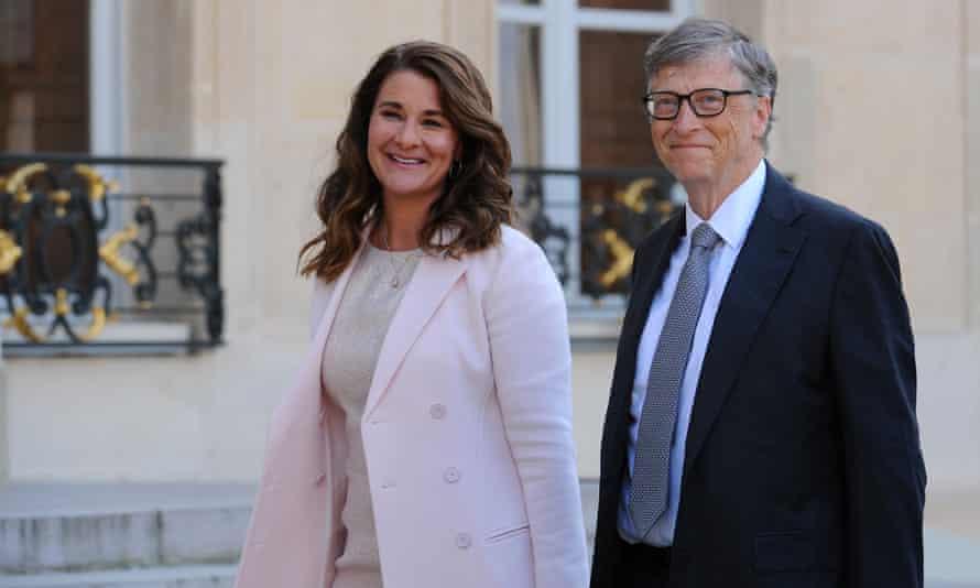 Bill Gates-Melinda Gates
