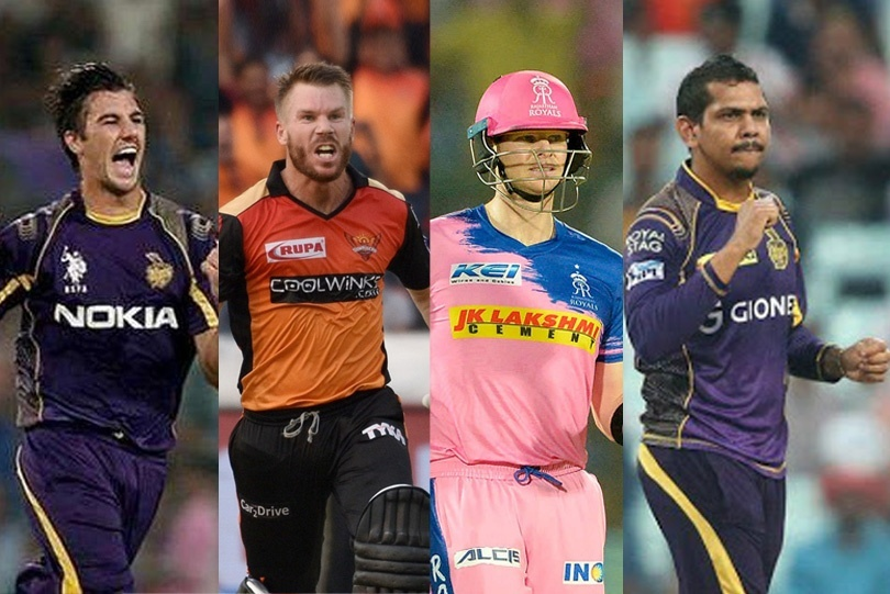 IPL foreign players