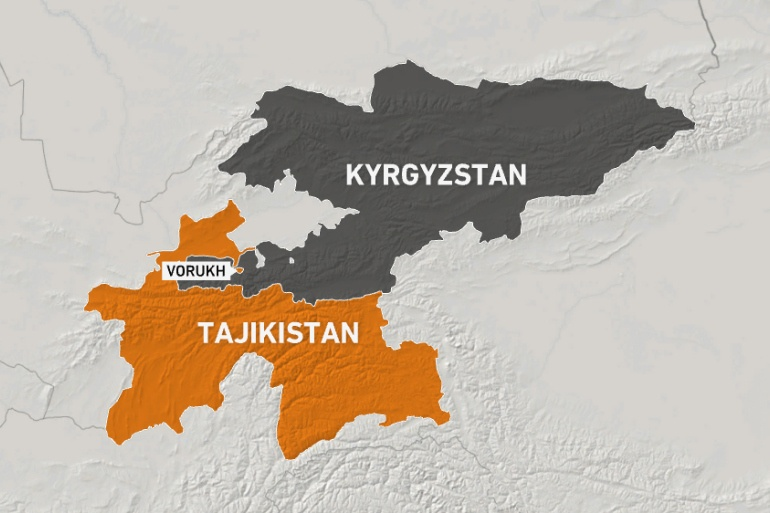 Kyrgyzstan-Tajikistan